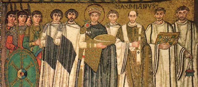 Emperador Justiniano y testamento
