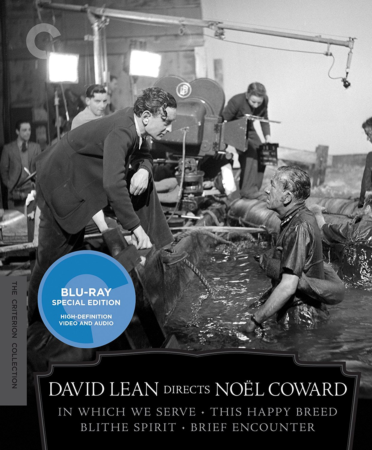 THE FILM PATROL: From my archives: 'David Lean directs Noel Coward'