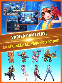 Download Digital World MOD APK v2.0.1 Full Hack Unlimited All for Android Update 2017 Gratis