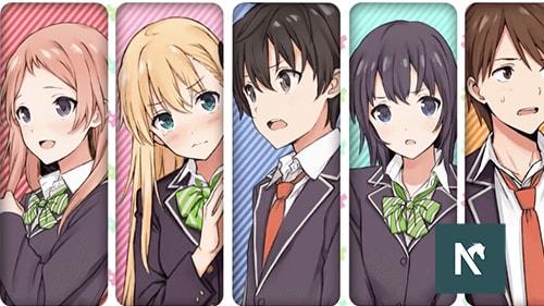 5+ Rekomendasi Anime Yang Mengisahkan Kehidupan Otaku atau Wibu