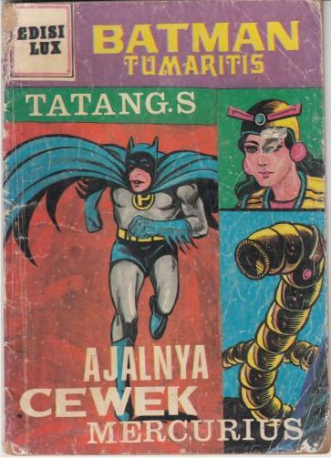 Batman versi Tatang S, Komik Jadul