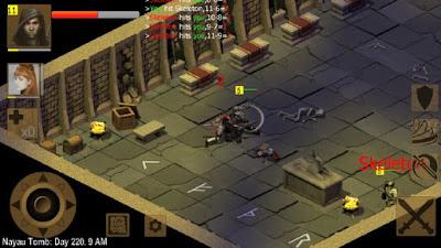 Download Exiled Kingdoms Full Apk + Mod (Unlock) Offline Gilaandroid.com