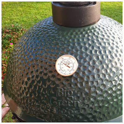 Big Green Egg: Cream Cheese, Spinach and Apple Cranberry Chutney Stuffed Pork Loin | The Lowcountry Lady