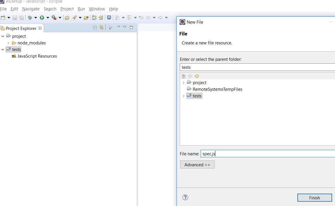 Protractor setup in eclipse for angular js testing - Codevik