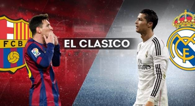 Assistir Real Madrid x Barcelona AO VIVO 23/04/2017 - Transmissão na TV