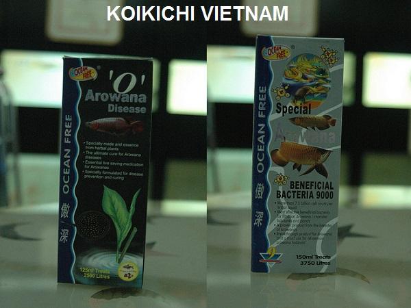 THUỐC TRỊ RẬN CÁ OCEAN FREE SỐ 0