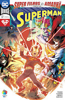 DC Renascimento: Superman #37