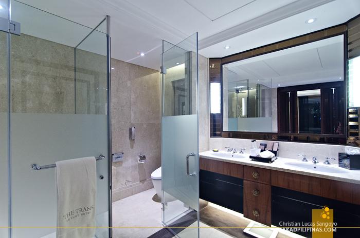 Trans Resort Bali Seminyak Toilet