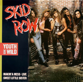 Skid Row - Youth Gone Wild