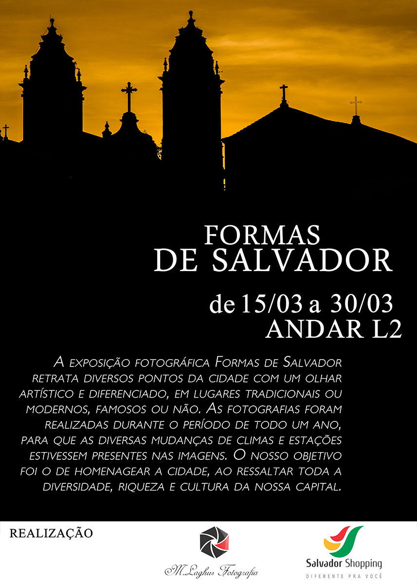 f25b5497c Exposição Formas de Salvador homenageia aniversário da cidade ...