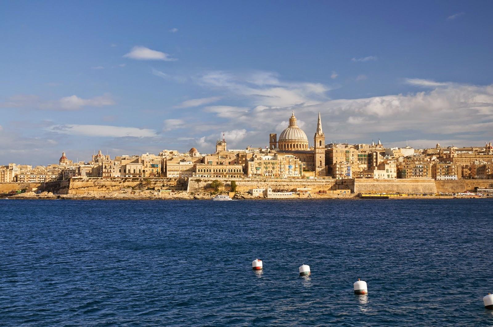Valletta stolica Malty co trzeba zobaczyć?