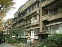 清拆前的同潤會青山公寓 | © Forgemind.net