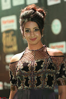Sanjjanaa Galrani aka Archana Galrani in Maroon Gown beautiful Pics at IIFA Utsavam Awards 2017 26.JPG
