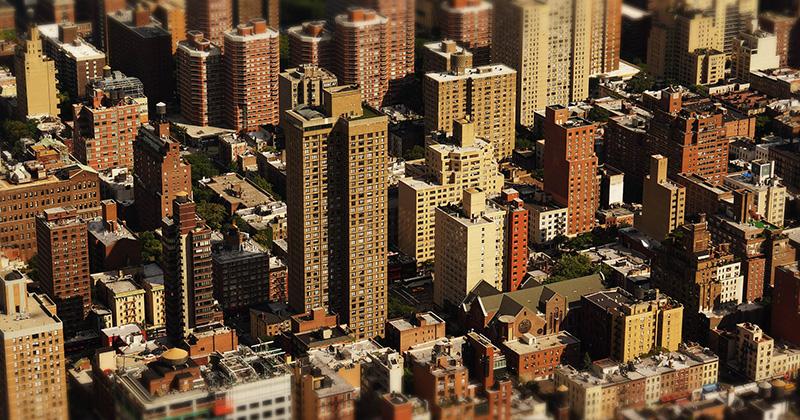 Urbanização do Mundo Atual