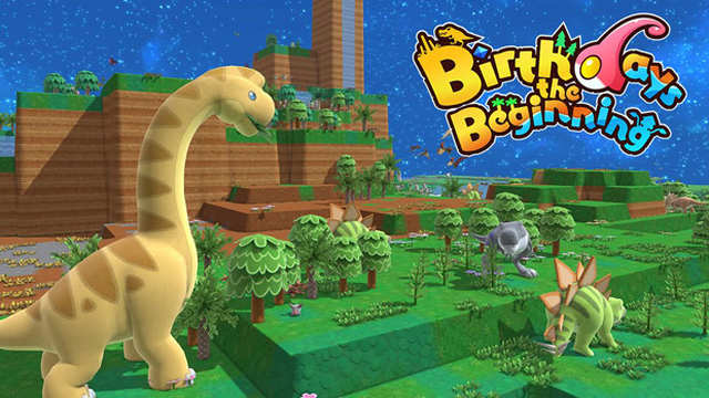 BIRTHDAYS THE BEGINNING-3DM