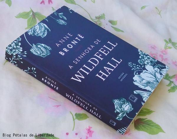 Resenha, livro, A-Senhora-de-Wildfell-Hall, Anne-Brontë, Editora-Record, texto-integral, diagramação, trecho, citação, foto, imagem, capa,