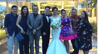 Asty Ananta Menikah Tanpa Restu Ibunda