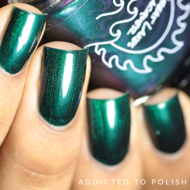 Great Lakes Lacquer Lake Superior The Great Ones Collection