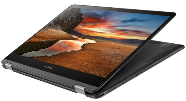 Review Harga Terbaru & Spesifikasi ASUS ZenBook Flip S Core i7