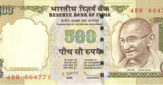 Where you can still use your old Rs 500 notes