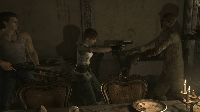 Resident Evil 0 HD Remaster PC Full Español