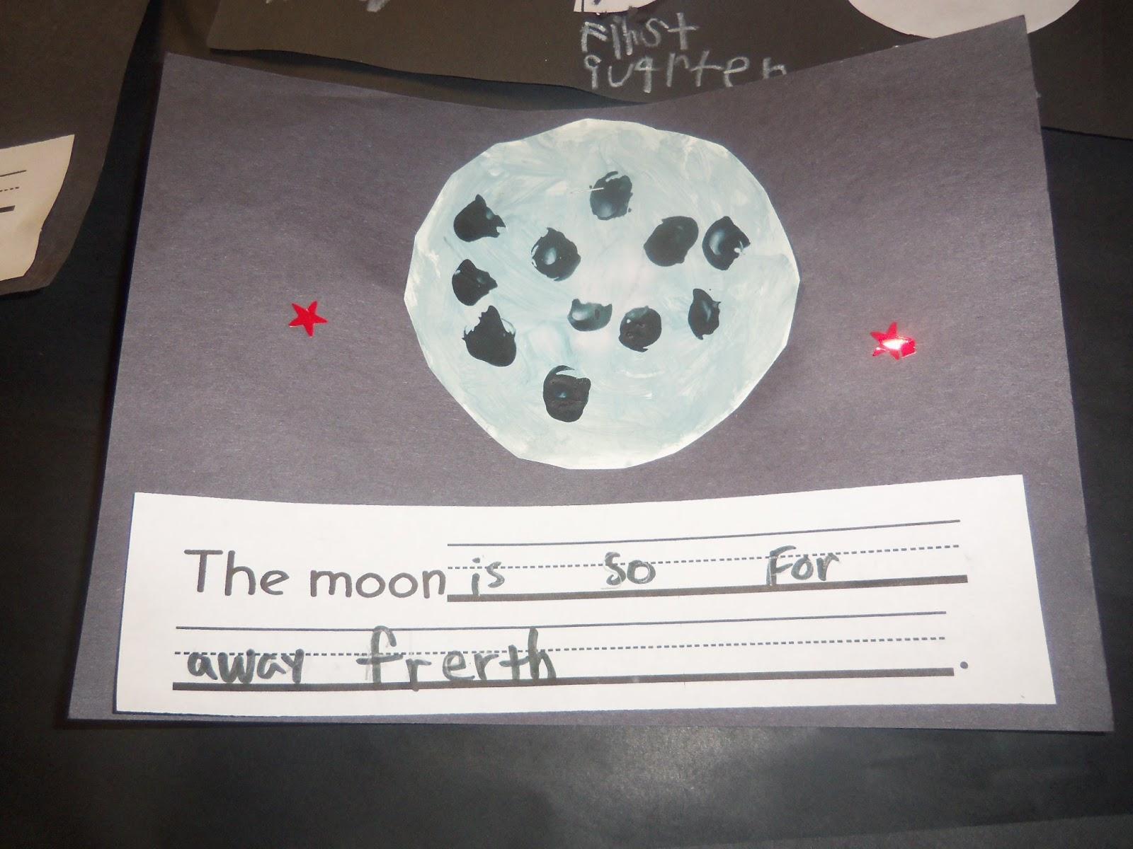 Mrs Wood S Kindergarten Class Sun Moon Stars