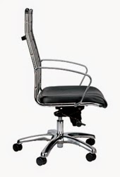 Europa Chair - Side View