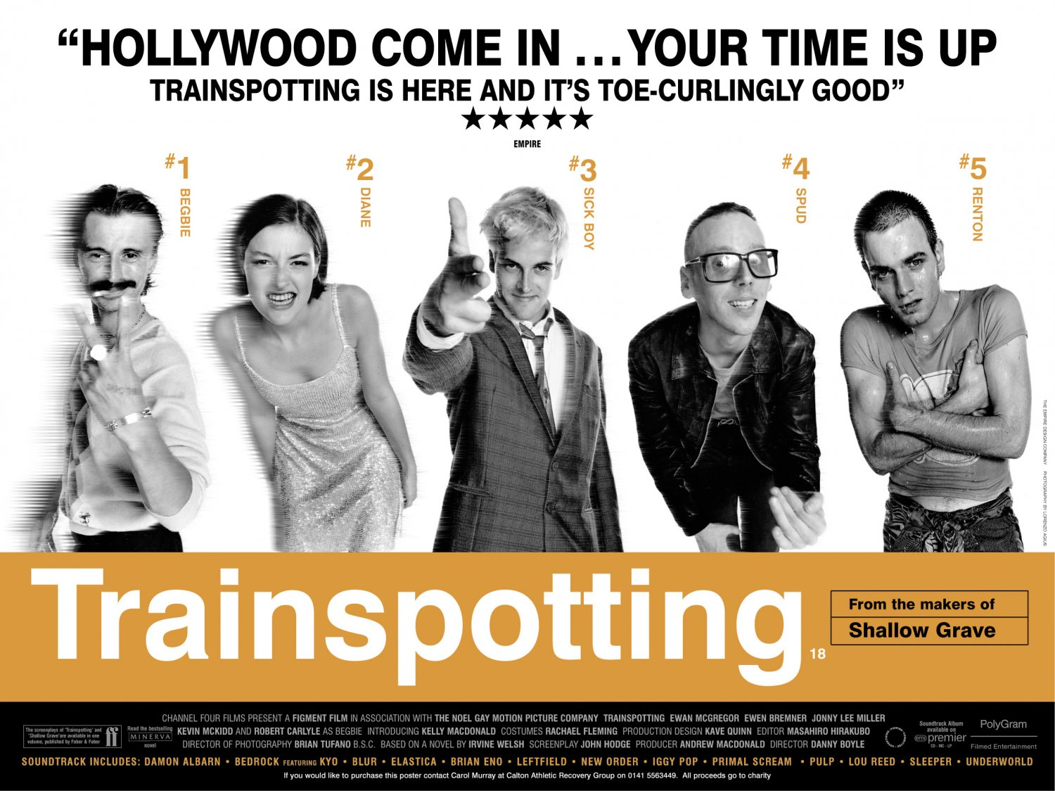 "Speciale ""Trainspotting"""