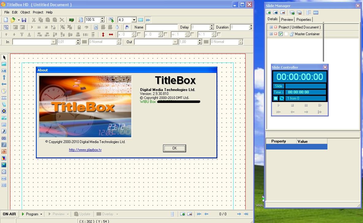 Radimpex software