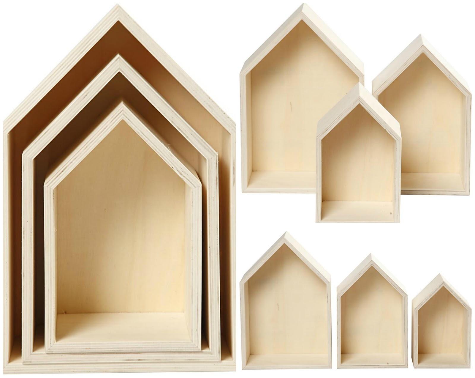 Scrap a tres la secci n home decor de creativ company - Seguros casas de madera ...