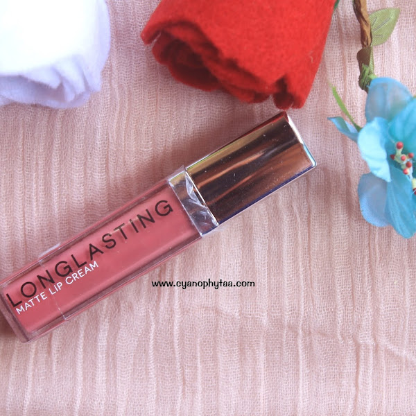 Review LT Pro Longlasting Matte Lip Cream - 05