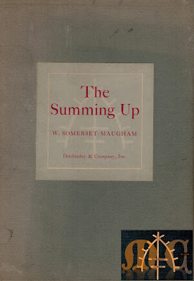 The Summing Up (1954) Limited Edition - Slipcase
