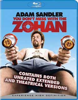 You Dont Mess With The Zohan 2008 Hindi Dubbed Download BluRay 720p at movies500.org