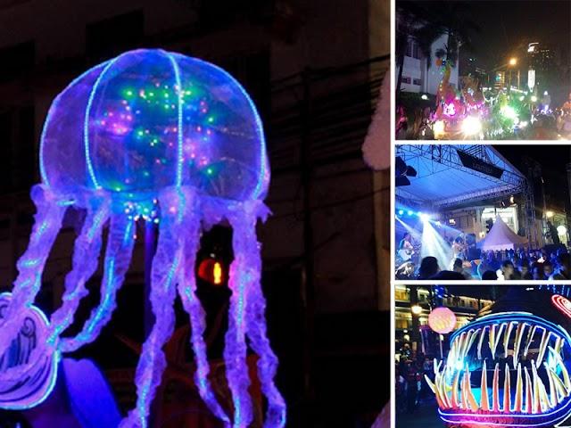 Bandung Light Fest 2017, Pesona Event Wisata Kota Kembang