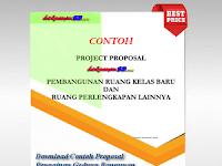 Download Contoh Proposal Pengajuan Gedung Bangunan Sekolah Kelas Baru (Rencana Kelas Baru) Tahun 2017