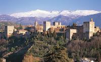 Sierra Nevada y la Alhambra