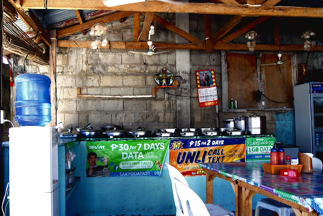 Buceo en Malapascua y otros datos prácticos. Dónde comer barato en Malapascua