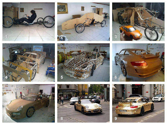 cycle car
