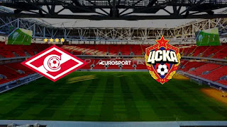 Спартак М – ЦСКА смотреть онлайн бесплатно 6 апреля 2019 прямая трансляция в 19:00 МСК.