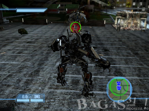 Transformers : The Game - RIP (Only 206MB) 3
