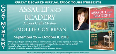 Upcoming Blog Tour 9/28/18