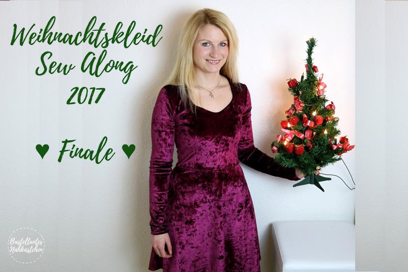 Kleid Ella von Pattydoo aus Nicki Bordeaux glänzend