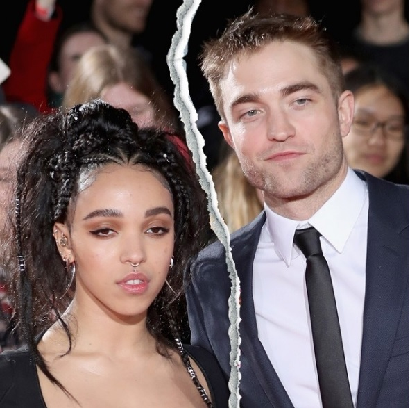 Robert Pattinson split with FKA Twigs calling off their engagement