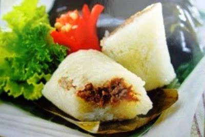 Kumpulan Resep Resep Masakan: Resep Lemper Isi Daging Sapi