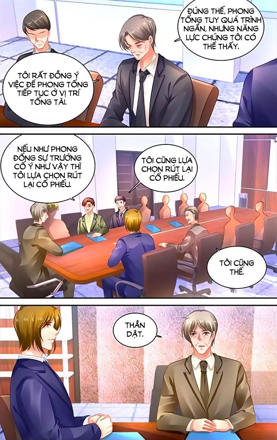 Thuần Tình Nha Đầu Hoả Lạt Lạt chap 478 - Trang 10