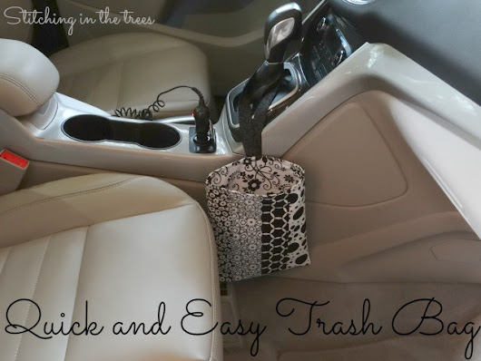 Easy Trash Bag for your Car
