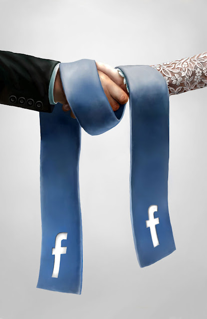 Facebook может повенчать вас