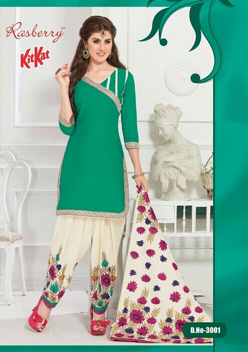 R-Kitkat – New Arrival Of Stylish And Attractive Designer Dress Material