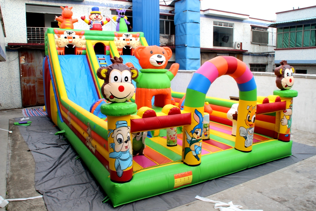 rumah balon | istana balon | balon loncat 44