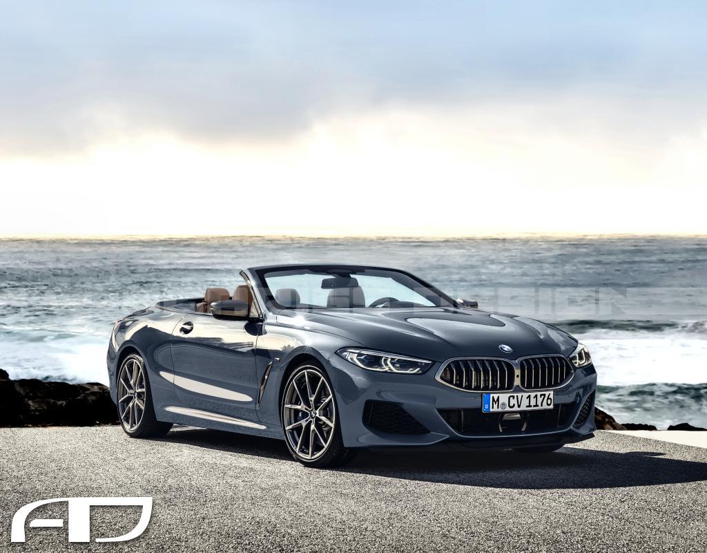 BMW 8 Series Convertible (2019)